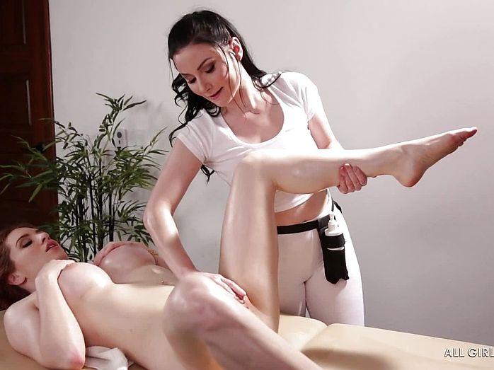 Asian Lesbian Massage Hd