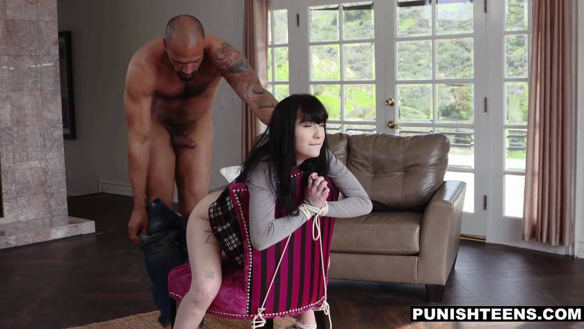 Chubby Girl Gets Fucked Hard